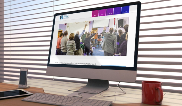 TCD Web Design | Gloucester Community Church