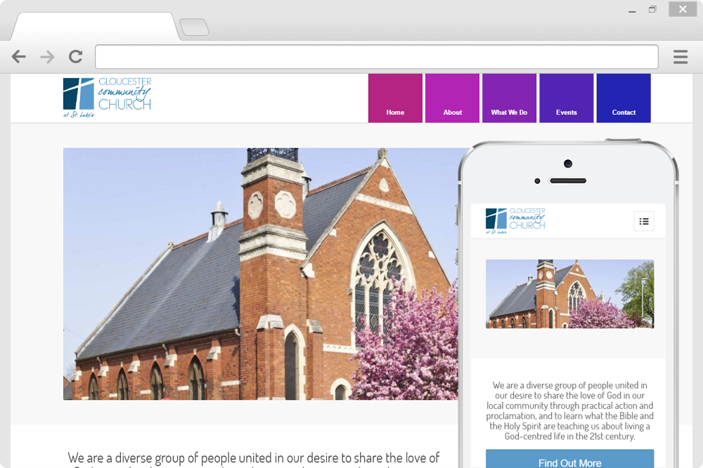 TCD Web Design | Website Design in Gloucestershire