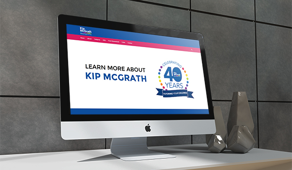 TCD Web Design | Kip McGrath Gloucester South