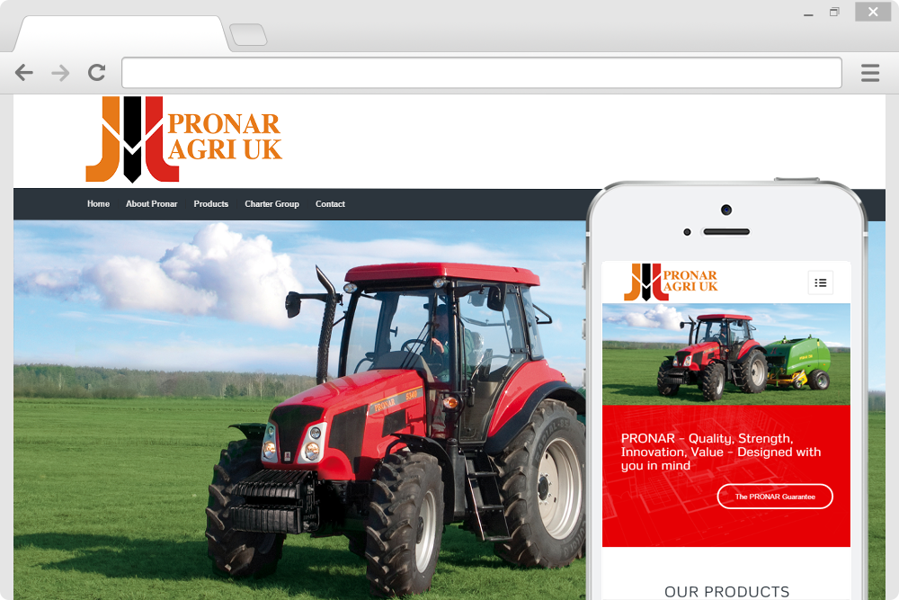 Pronar Agri UK